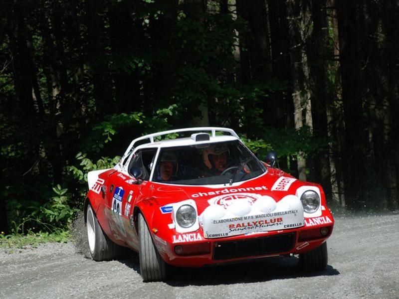 Mein Lancia Stratos HF - GP - Historic Rallying   Lancia Stratos ...
