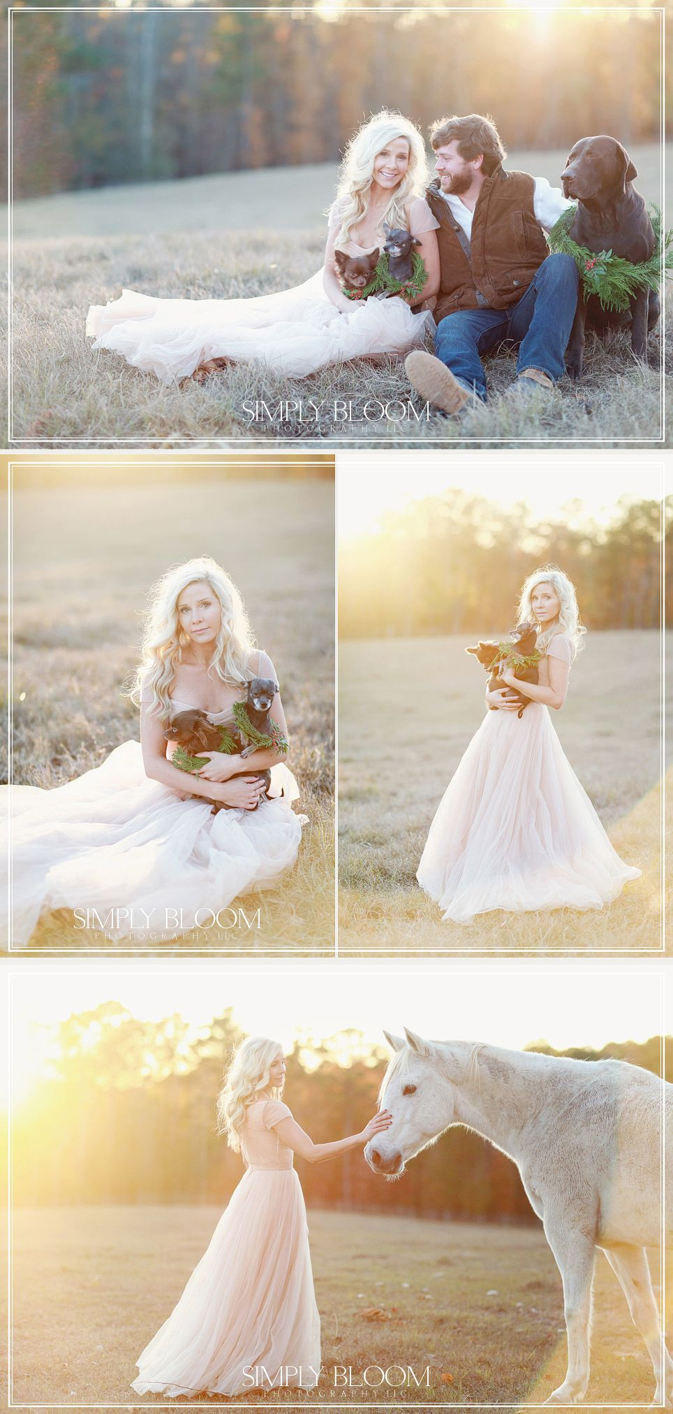 Wedding dress huntsville al  sunset wedding photography birmingham al wedding photographers