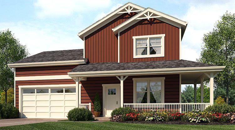 Avery II Floor Plan | Hartford Homes at Harvest Village | Wellington, CO
