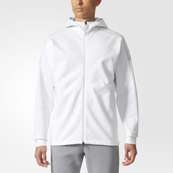 adidas Z.N.E. Duo Hoodie | Products | Adidas z, White hoodie