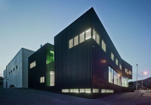 Paule Offices in Alicante by Estudio ARN