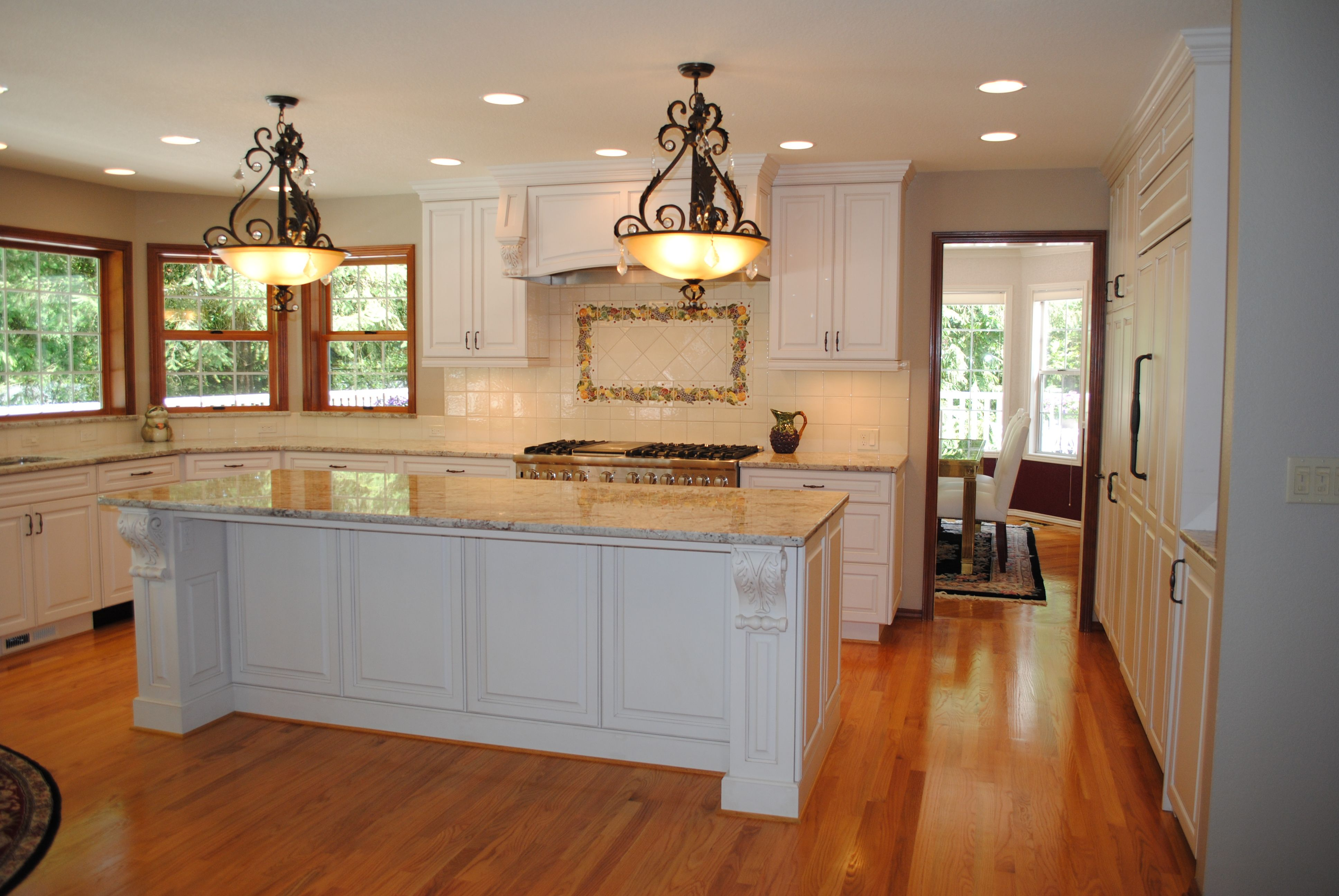 Best This Is A Recent Kitchen I Remodeled Decor Painted 400 x 300