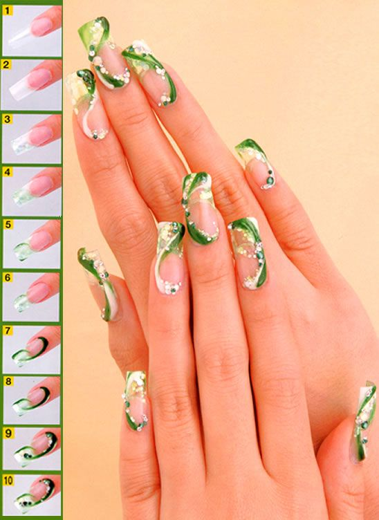 BEAUTY and NAIL TIPS - A FOCUS ON NAIL ART 21-* | Nails and Polish ...