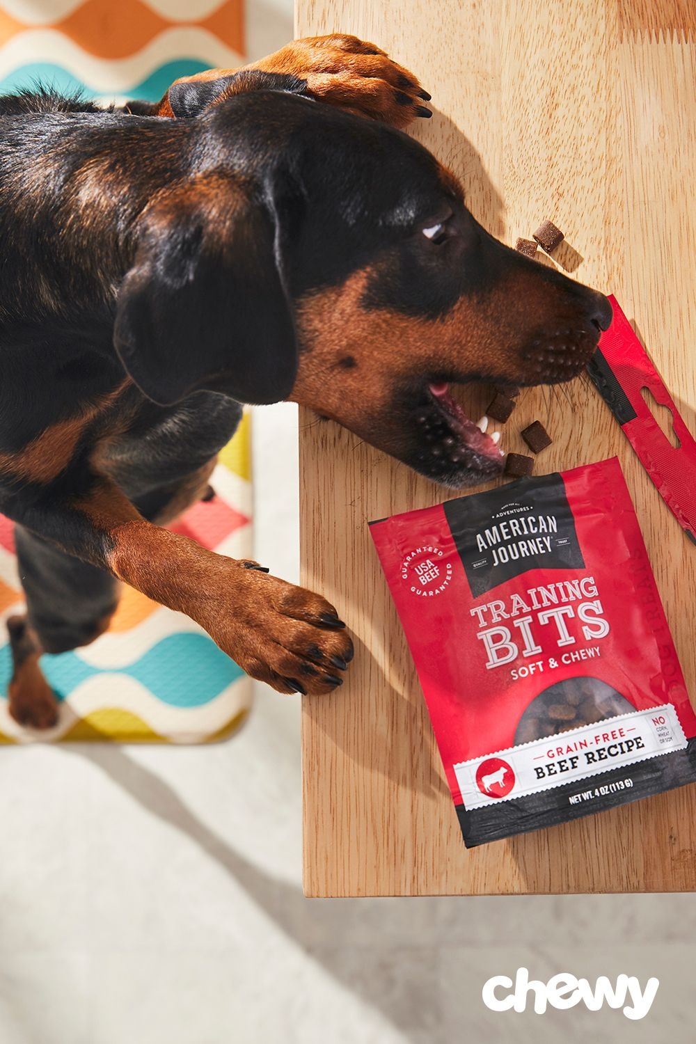 American Journey Beef Recipe Grain Free Soft Chewy Training Bits Dog Treats 4 Oz Bag Chewy Com Protein Rich Snacks Chewy Soft Dog Treats