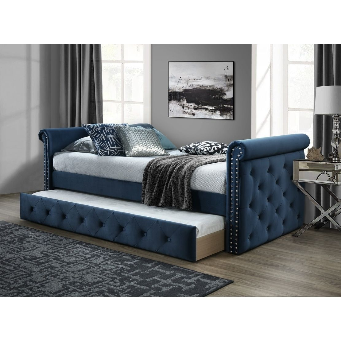 Helius Twin Storage Platform Bed In 2021 Bed Frame With Storage Wood Platform Bed Bed Frame With Drawers