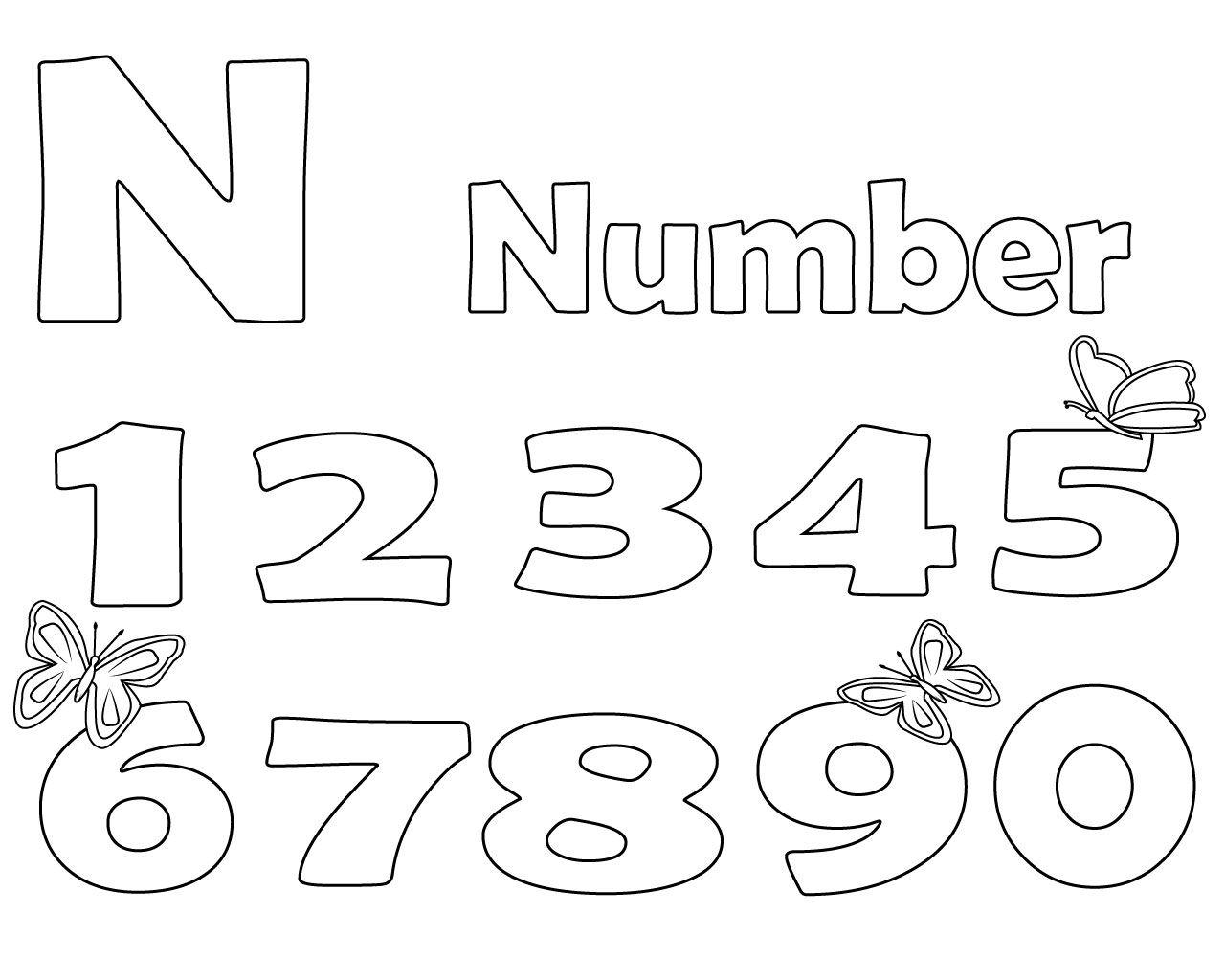 Letter N Coloring Pages Preschool Alphabet Letter Activities Letter N Printable Letters