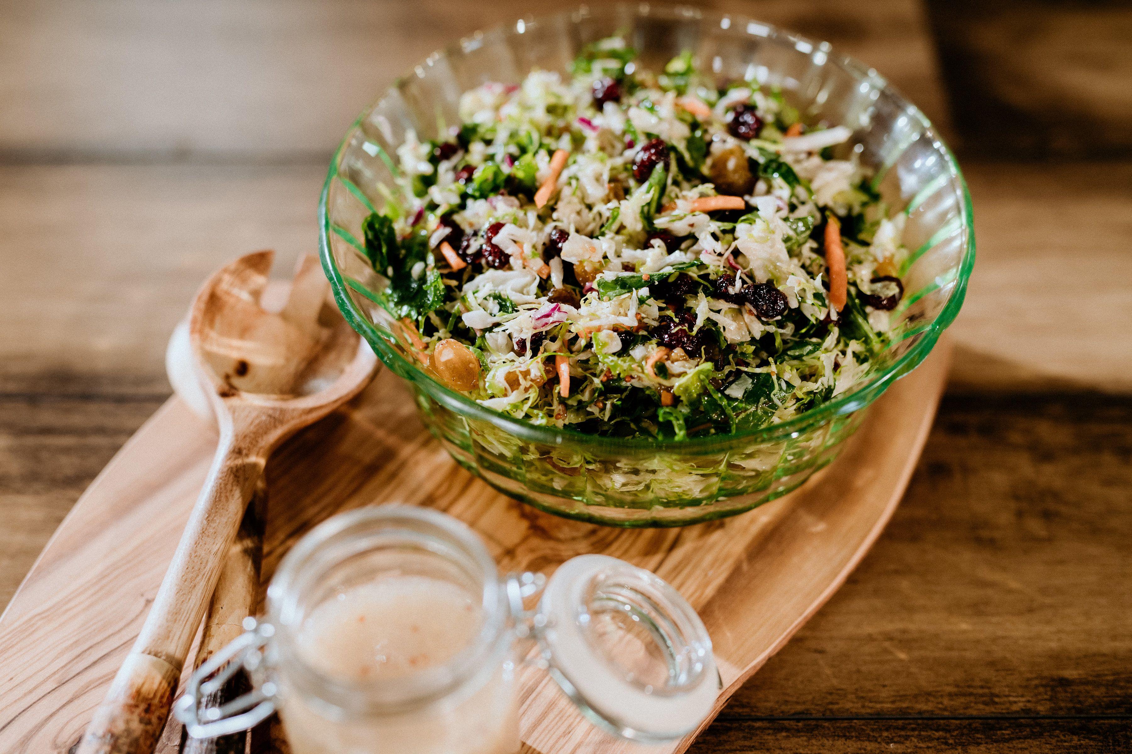 Allcanadian salad recipes