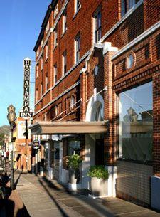 Prescott Az Hotel We Stayed At On 1st Anniversary