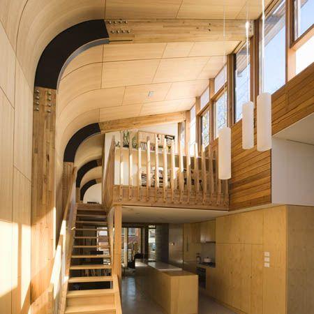 Dezeen Wood Wooden House Design House Design Australian Interior Design