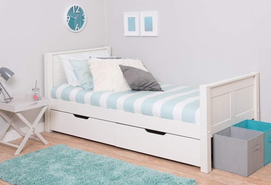 Kids Single Beds | Children's Single Beds With Storage | Room to