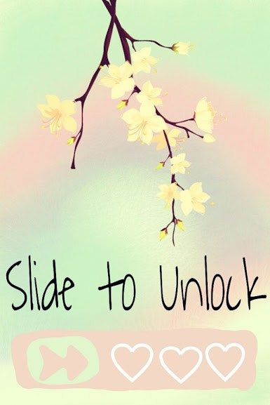 Slide To Unlock Wallpapers - The Cool Art