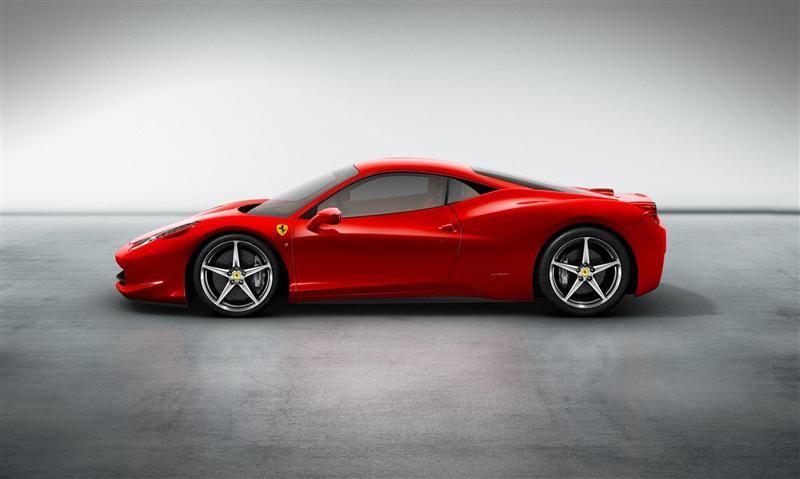 2013 Ferrari 458 Italia Imagen