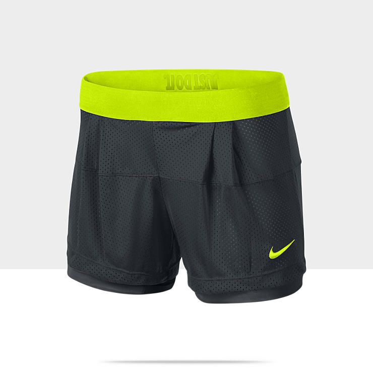 Nike Two-In-One Mesh Women's Training Shorts