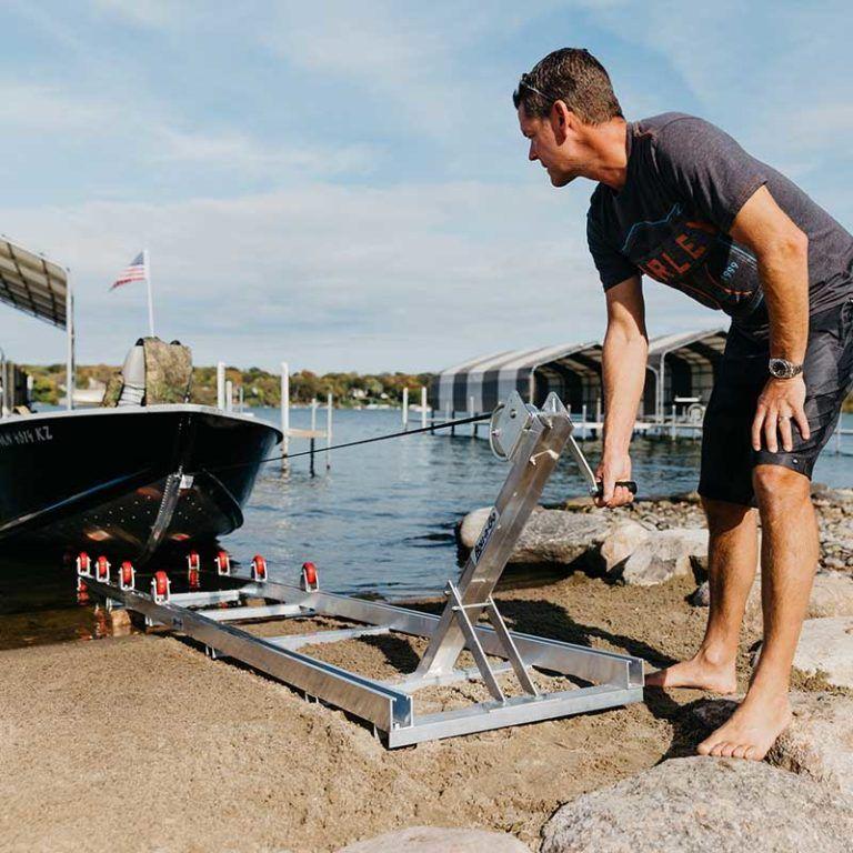 750 shore ramp ships in 2 cartons floating boat docks