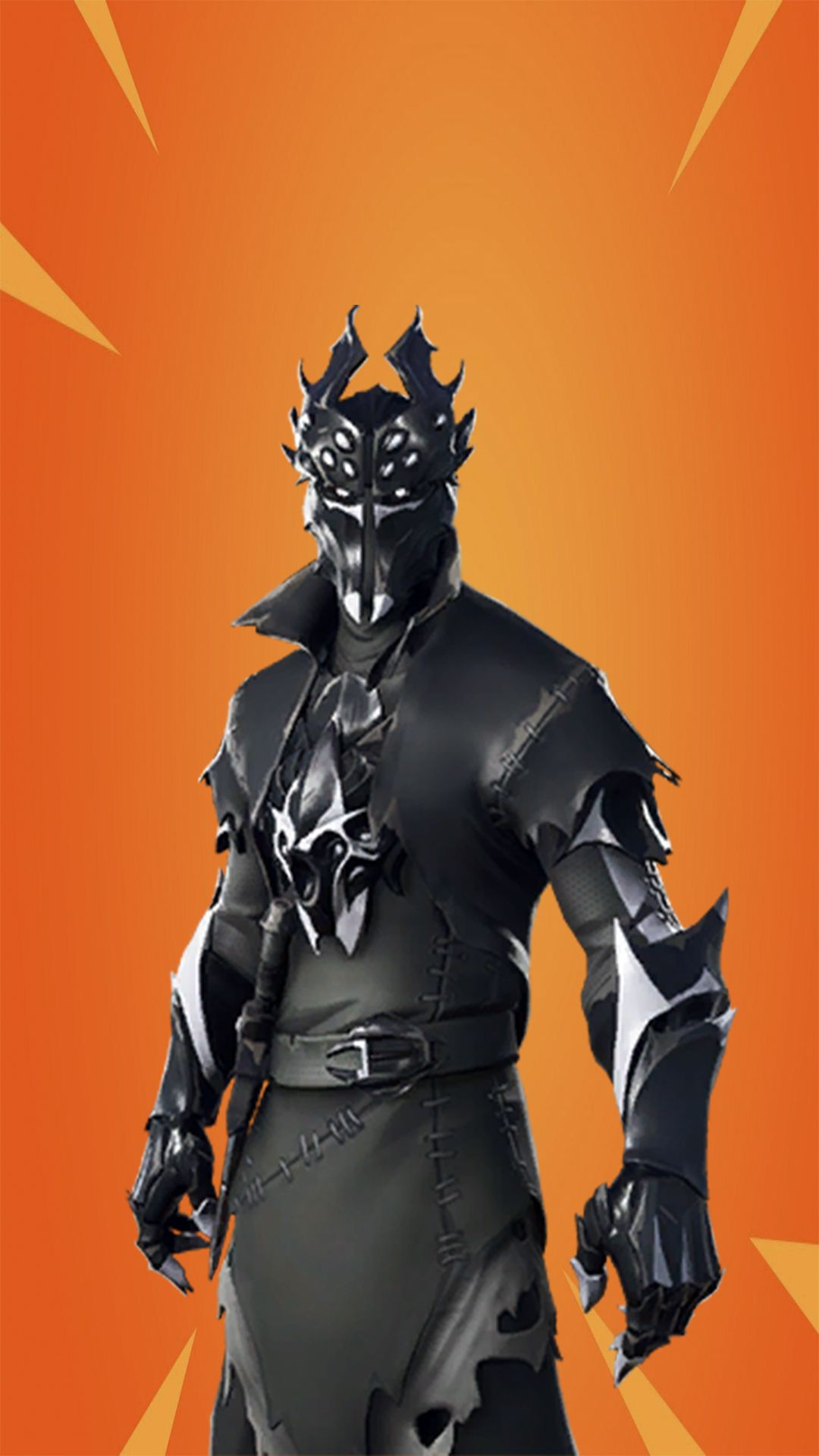 Black Rogue Spider Knight Fortnite