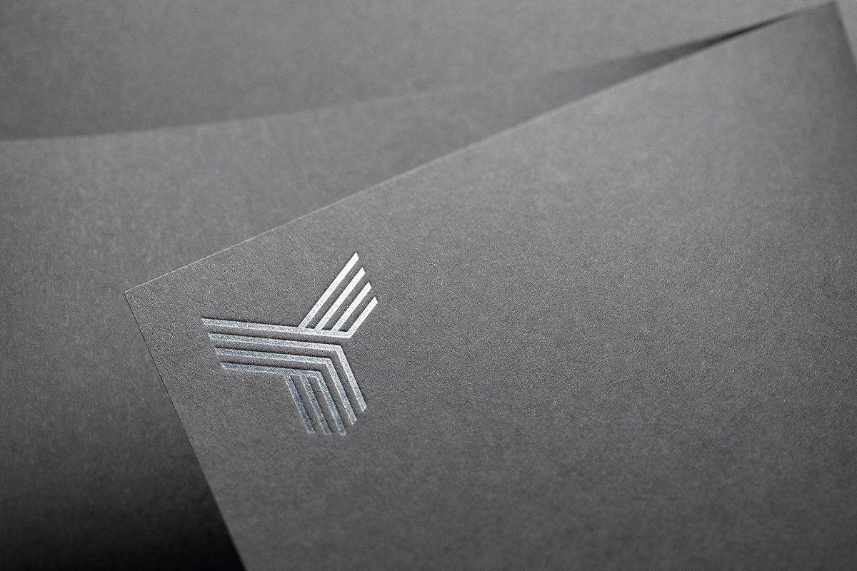 Download Logo Mockup Luxury Paper Logo Mockup Branding Mockups Luxury Paper