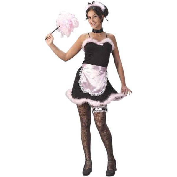 eafec1df252 Teen Pink French Maid Costume in 2019 | Dance | French maid costume ...