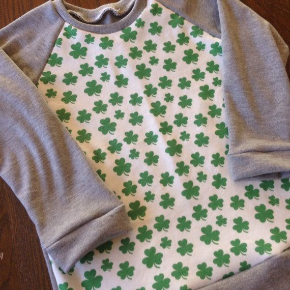 Dont let your little one get pinched this St. Pattys Day! Available in leggings and Top Knot too! Just send us a message for details