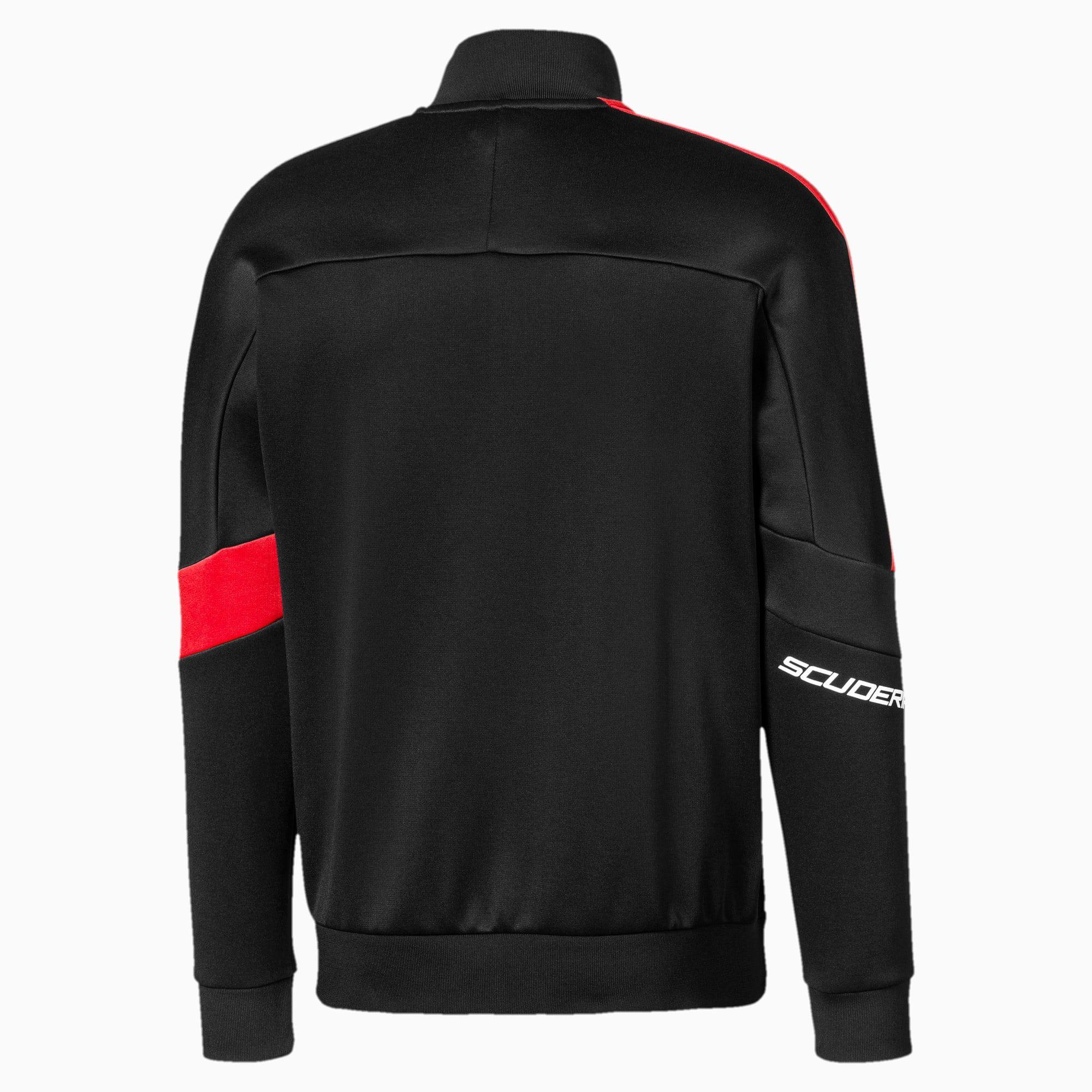 Scuderia Ferrari Men S T7 Track Jacket Puma Us In 2020 Track Jackets Jackets Puma Jackets [ 2000 x 2000 Pixel ]