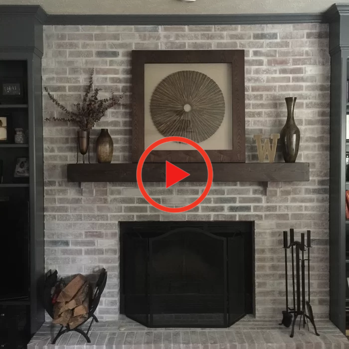 You'll love the Modern Farmhouse Fireplace Shelf Mantel at Wayfair - Great Deals on all Home Improvement products with Free Shipping on most stuff, even the big stuff. #homedecor