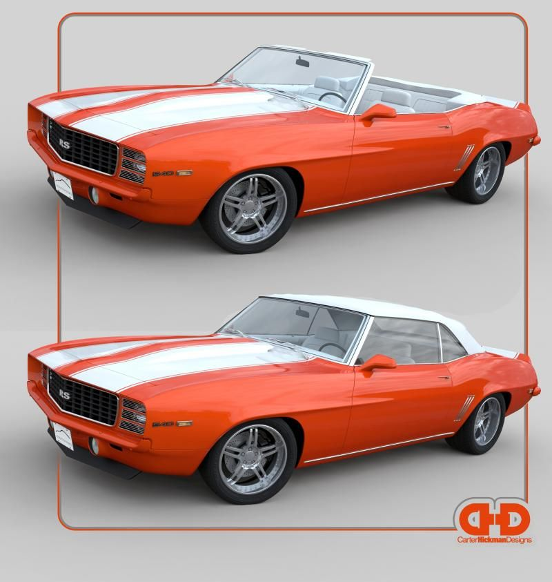1969 Camaro Convertible. I can\'t believe my dad used to have one ...