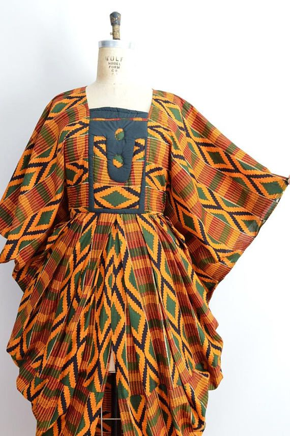 5f17870d88 African Tunic Dress