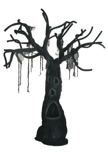 Tree With Open Mouth Want want want! Halloween! Pinterest - haunted forest ideas for halloween