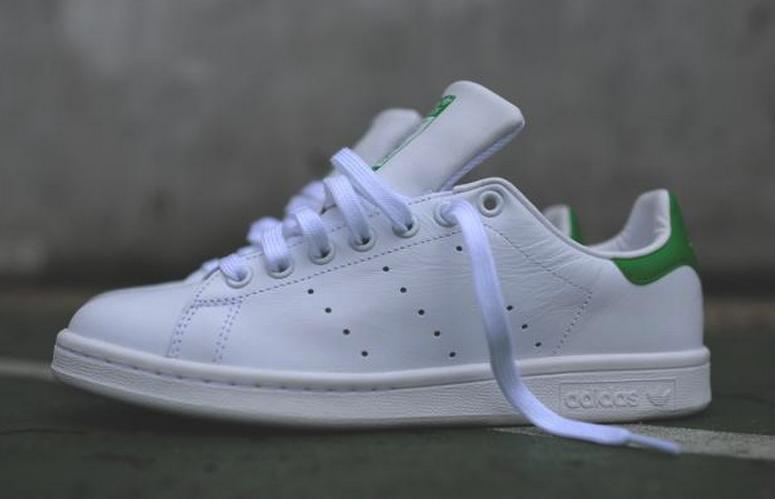 adidas originali stan smith og white fairway le scarpe verdi m20324 134