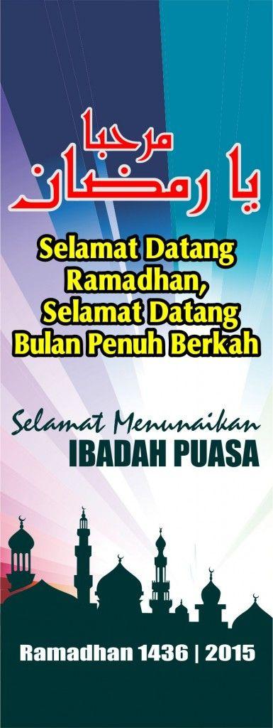 Contoh Spanduk Ramadhan : contoh, spanduk, ramadhan, Desain, Banner, Spanduk, Ramadhan, Menyambut, Puasa, Spanduk,, Banner,