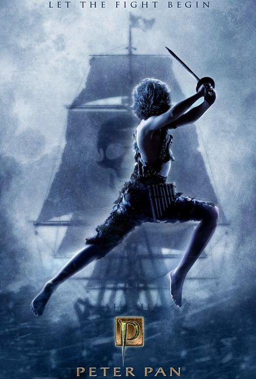 Peter Pan Movie Poster | Peter pan 2003, Peter pan movie, Peter pan