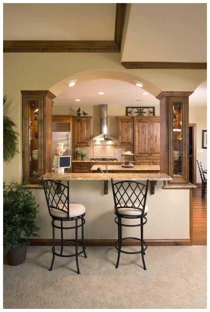 50 unique small kitchen design ideas for your apartment 30 ...