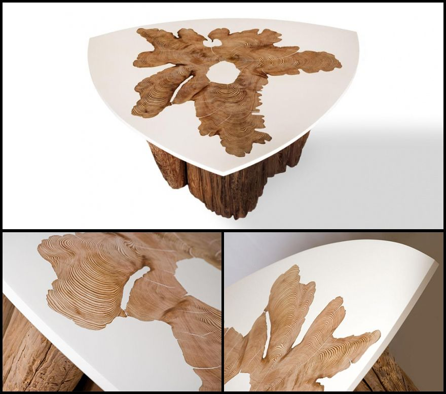 DIY Cupcake Holders Woodwork Resin and Woods