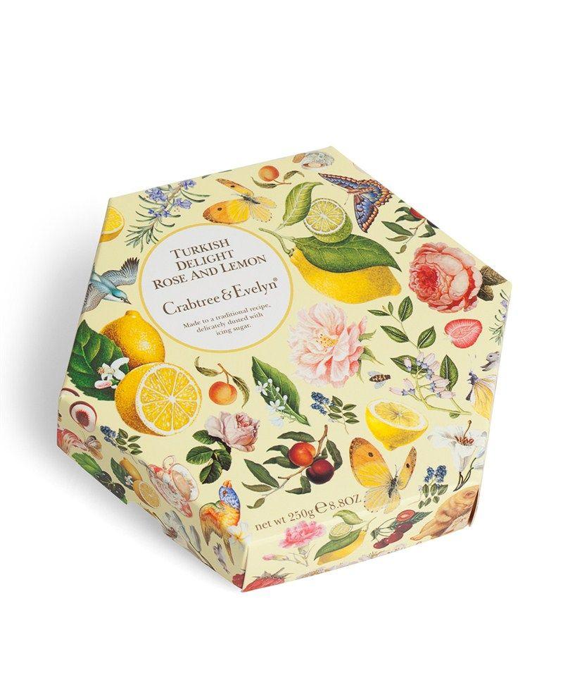 Crabtree evelyn turkish delight pim pack pinterest for Divan rose turkish delight