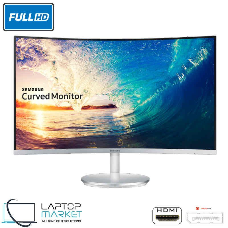 "Samsung 32/"" Ultra-Slim LED Curved Monitor NEW"