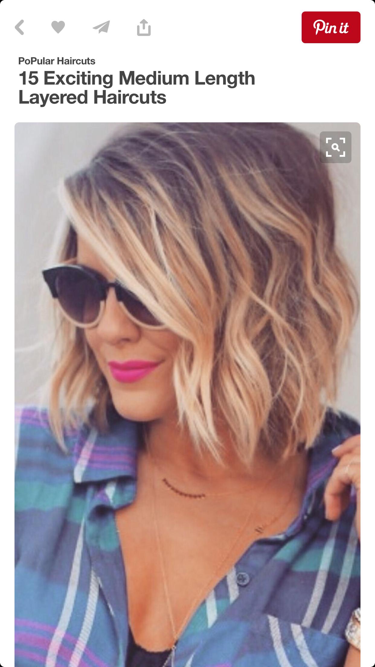 pin by andrea gleason on hair cut 2015 | pinterest | short hair