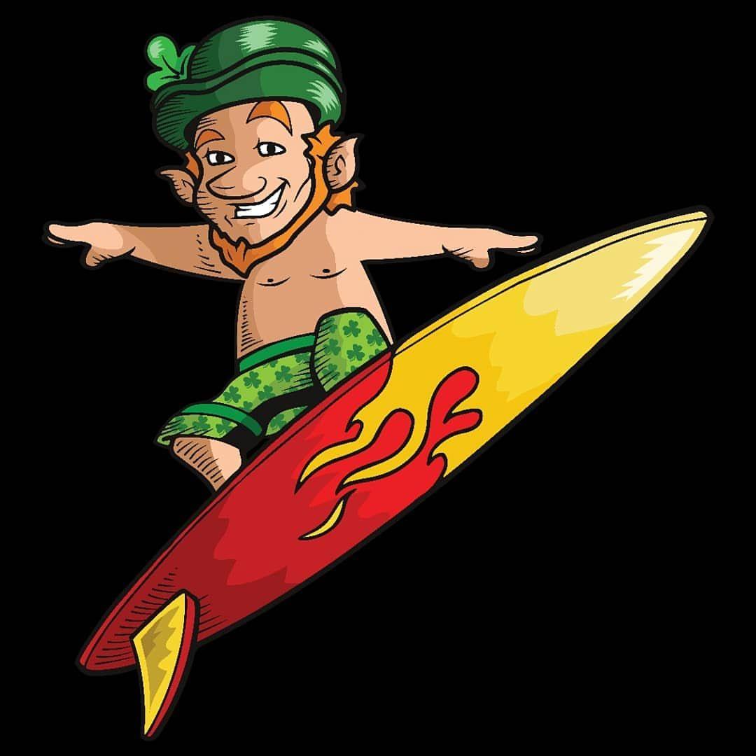 Surfing Leprechaun Google Search Leprechaun Zelda Characters Princess Zelda
