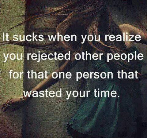 Reality sucks!