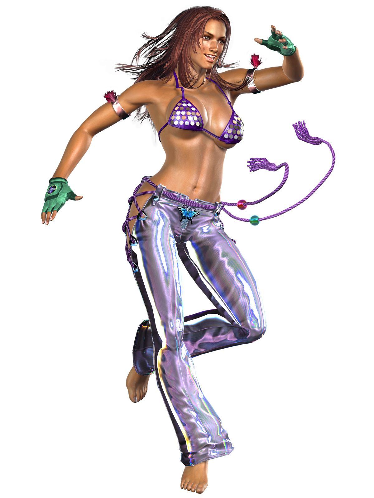 Christie Monteiro Tekken 4 Render Tekken Cosplay Tekken 4 Video Games Girls