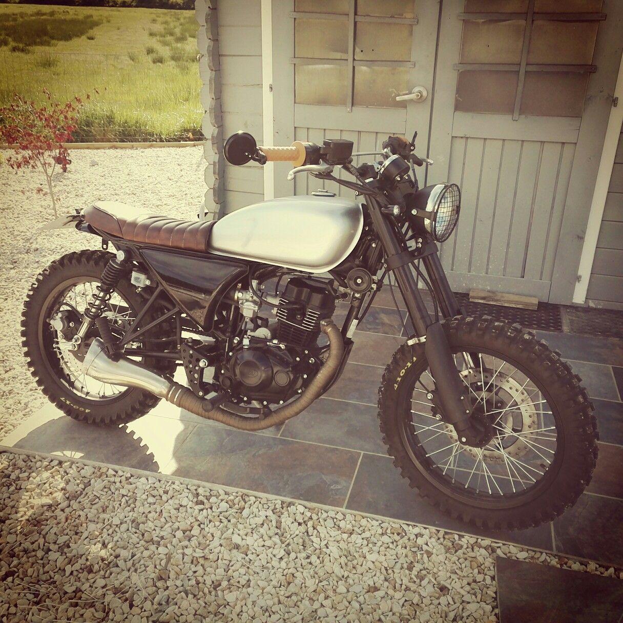 masai 125 scrambler modifi motorcycle dirtbike pinterest scrambler scrambler. Black Bedroom Furniture Sets. Home Design Ideas