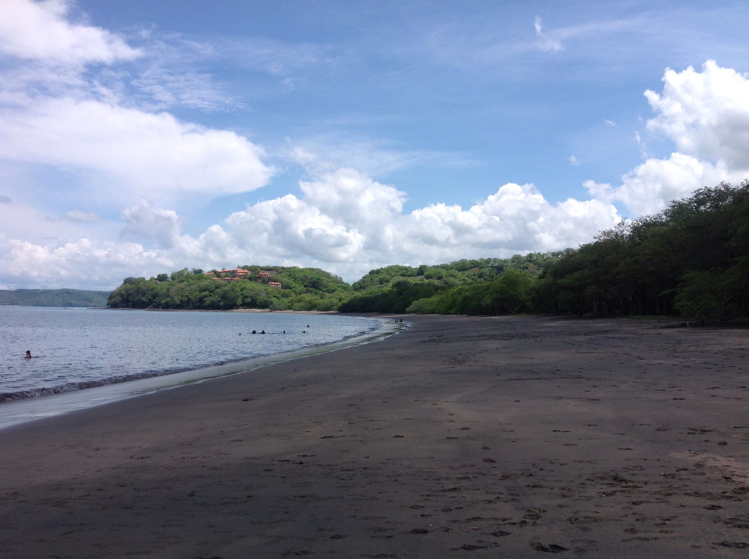 Playa Panamá, Guanacaste.