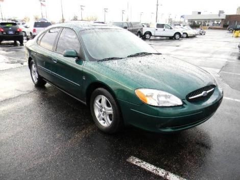 Used Ford Taurus Sel Year 2000 For Sale In Illinois For Only 2987
