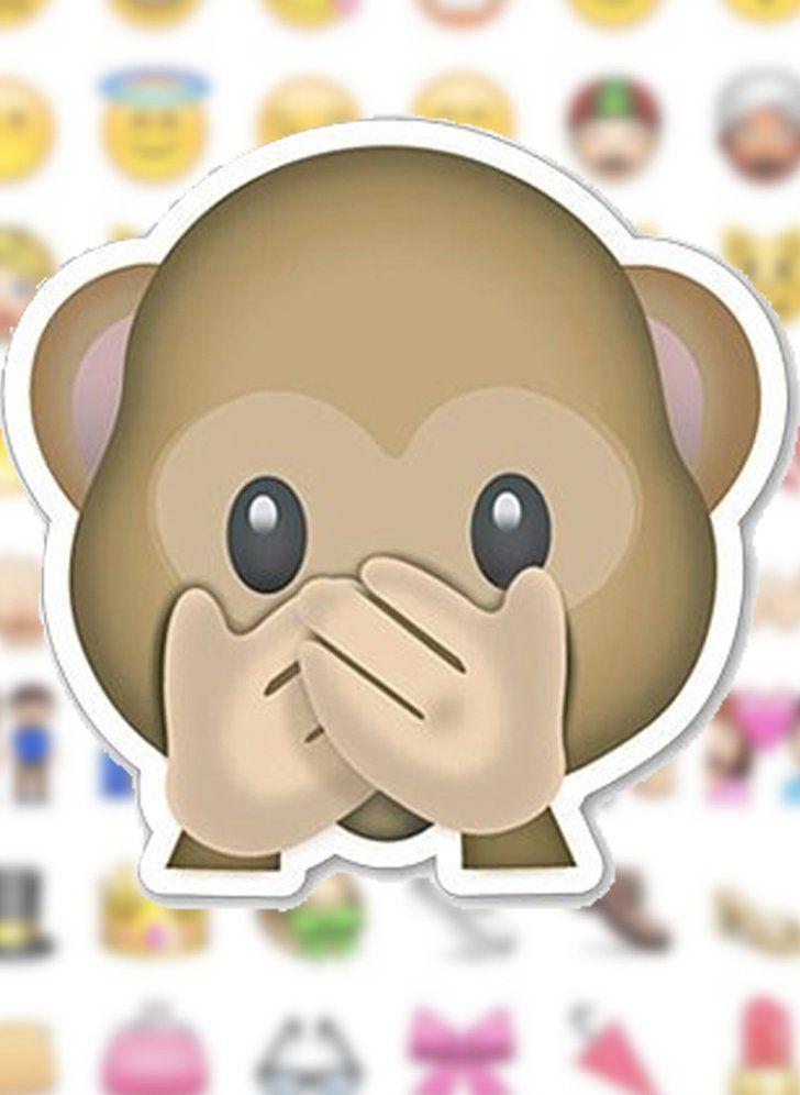 Where Do You Stand On The Monkey Emoji Debate Monkey Emoji Funny Emoji Emoji