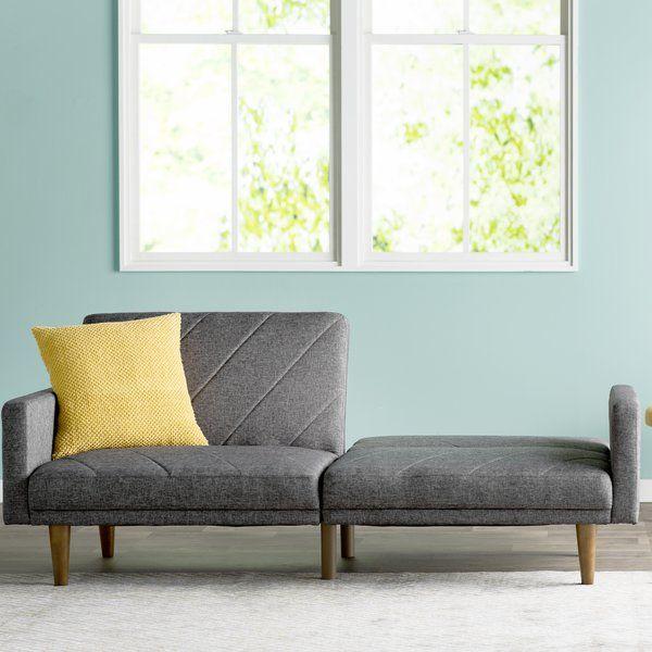 Customer Image Zoomed Convertible sofa, Futon living