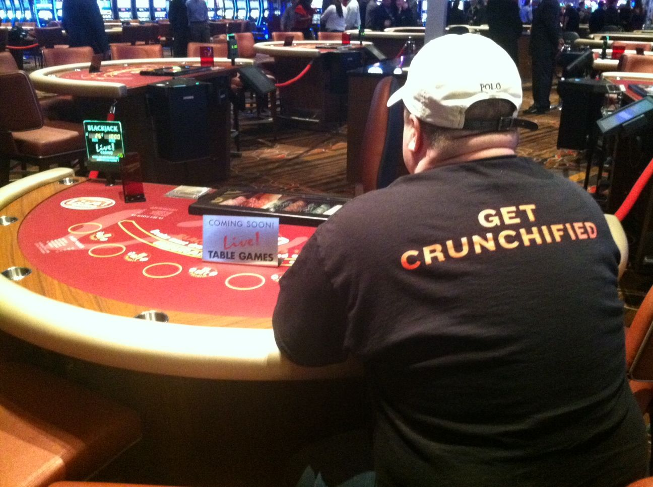 Maryland live casino table games