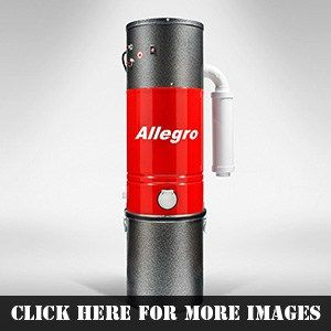 Allegro Mu4500 Champion Review Central Vacuum Central Vacuum System Power Unit