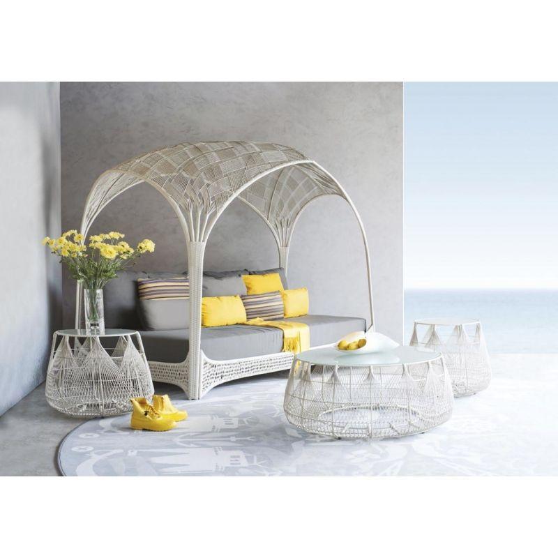 Outdoor Loungegruppe Hagia von Kenneth Cobonpue Sofa , arm chairs - designer gartenmobel kenneth cobonpue