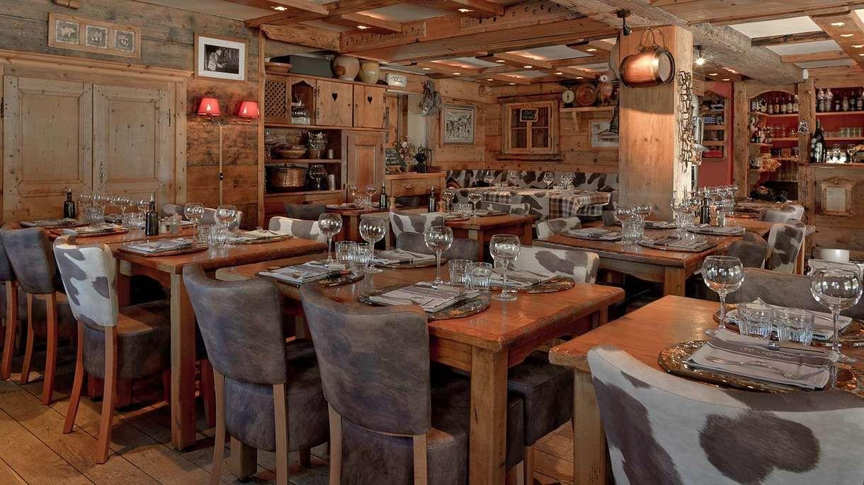 Le Refuge Megeve Architecte restaurant le refuge megeve une destination : le refuge à