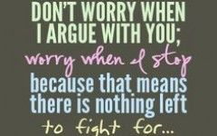 Cute Quotes Argument Quotes Fighting Quotes Relationship Fighting Quotes