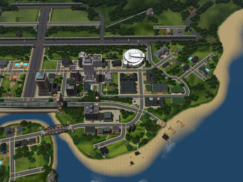 Simmeapolis Custom Worlds My Sim Realty Sims 3 Worlds Sims 3 Sims