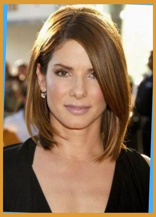 Elegant And Also Stunning Haircut For Oblong Face Pertaining To Your